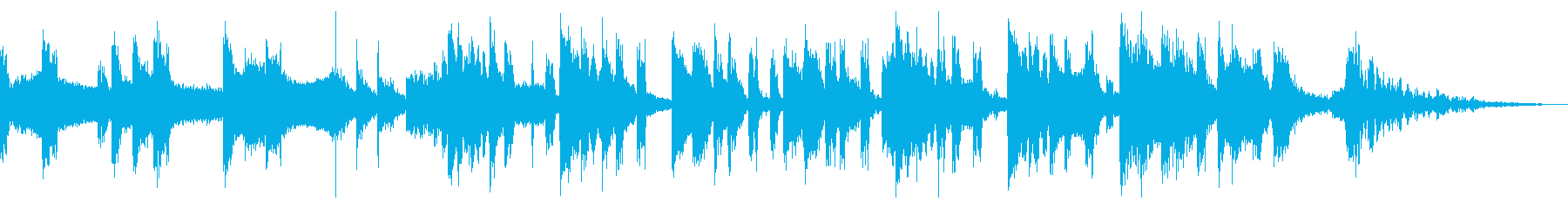 SunsetOnTheBeach 30秒の再生済みの波形