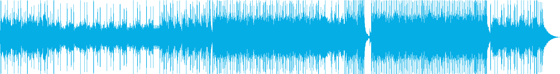 和風チルアウト♪しっとり幻想的♪切ないの再生済みの波形