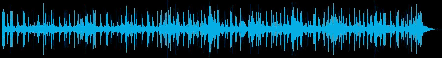 グルーブ14ファンキーパターン、ミ...の再生済みの波形