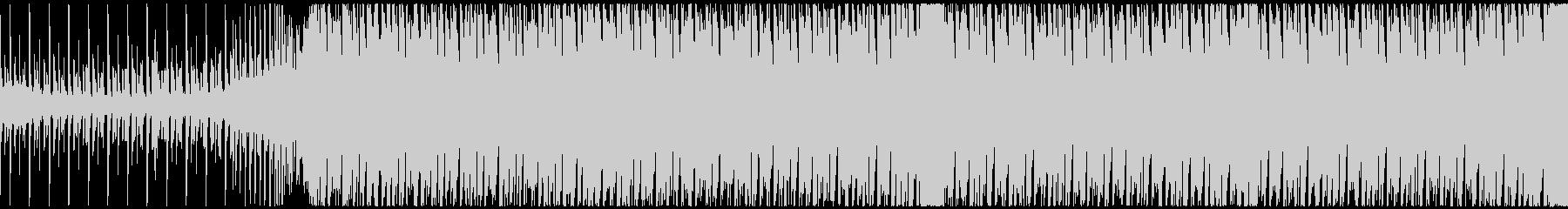 【ループ対応】疾走感 熱いEDM 2の未再生の波形
