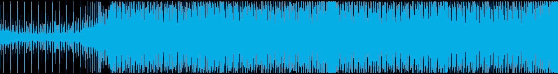 【ループ対応】疾走感 熱いEDM 2の再生済みの波形