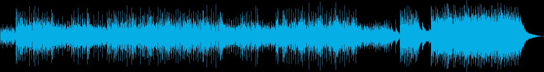 ポップロック。の再生済みの波形
