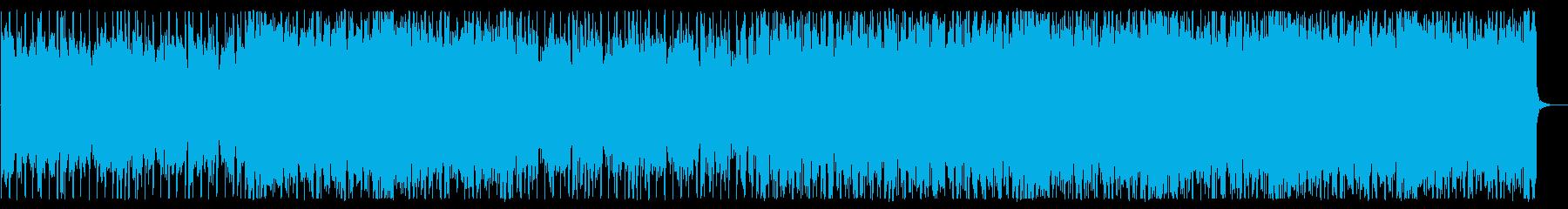 シンプル/ディスコ_No439_3の再生済みの波形
