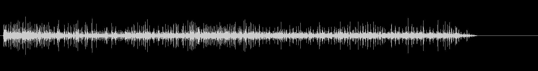 電気アーク2、ロングステディ。の未再生の波形