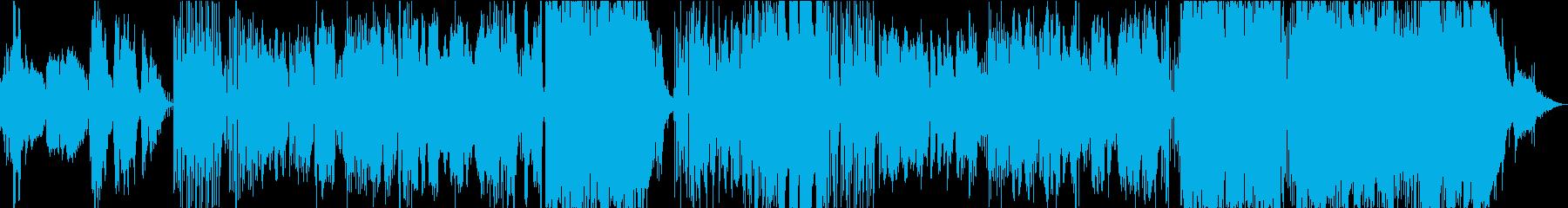 二胡の音色が儚さを歌いあげたバラードの再生済みの波形