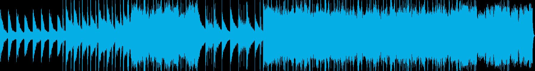 仕事・読書・睡眠・癒し・ピアノ・lofiの再生済みの波形