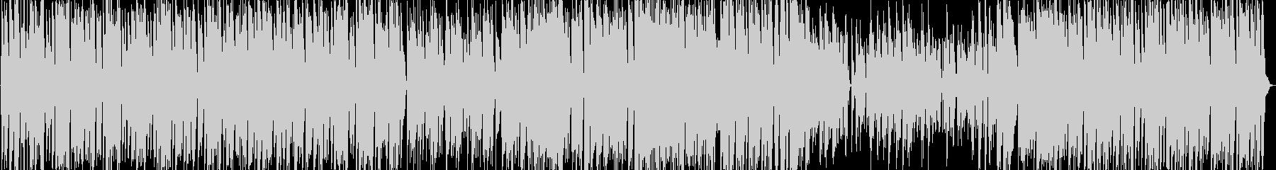 ボサノバ風ピアノトリオ(スタンダード)の未再生の波形