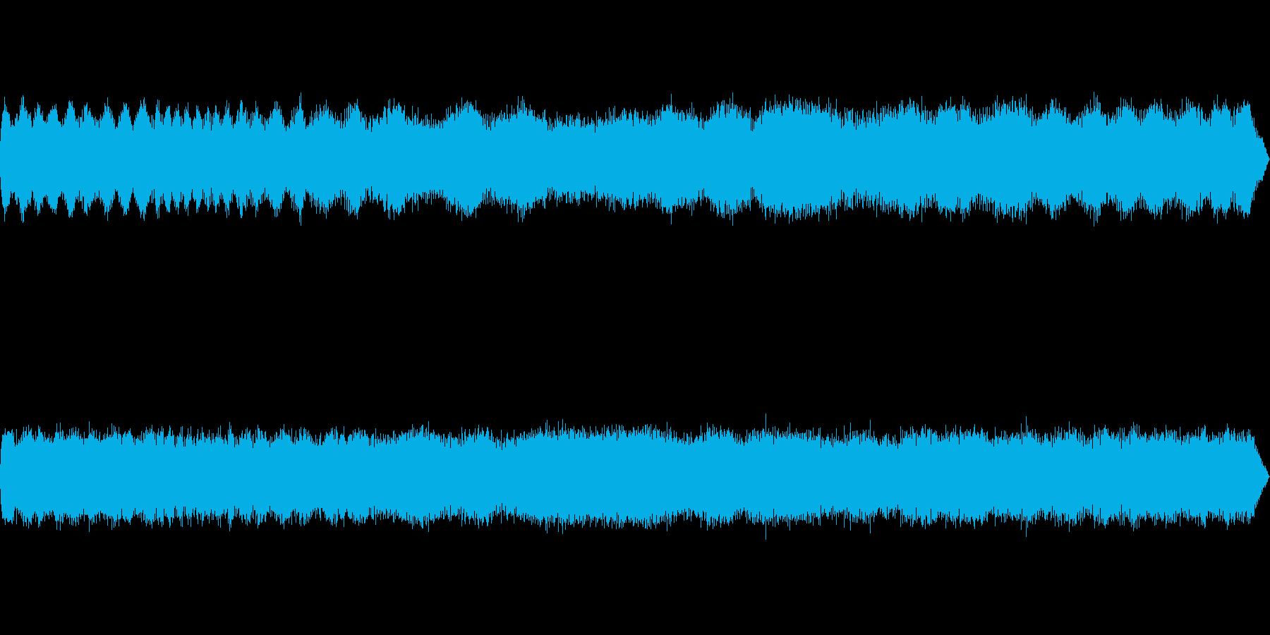 業務用大型冷蔵庫01_省電力運転時の再生済みの波形
