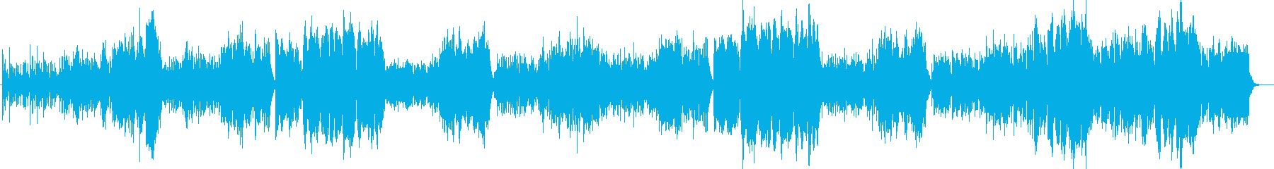 Medieval waltz orchestra's reproduced waveform