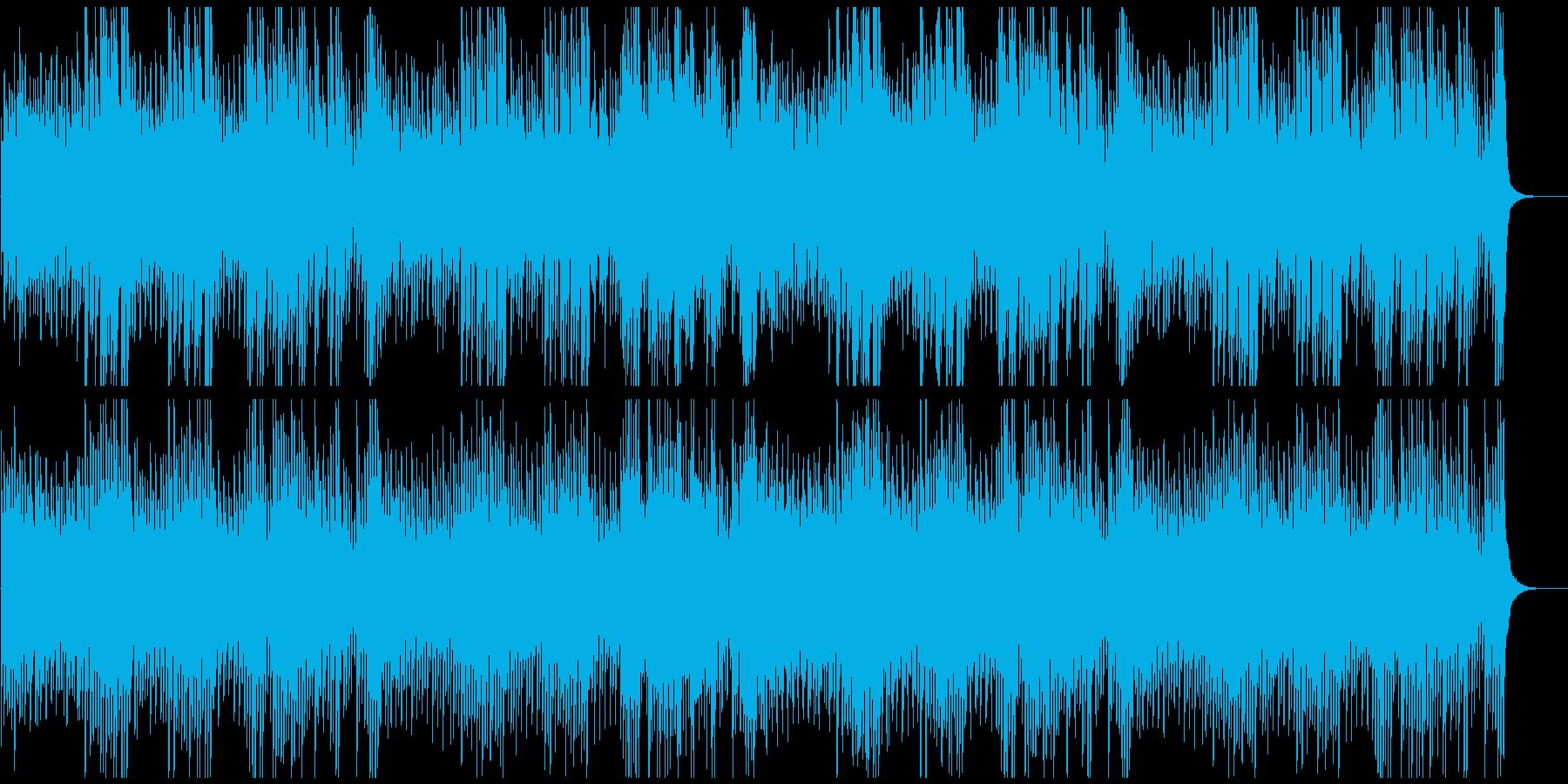 RPGフィールド音楽・神聖・荒廃・寂しいの再生済みの波形