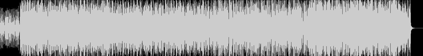 NOSTALGIAチンドン屋サウンドの未再生の波形