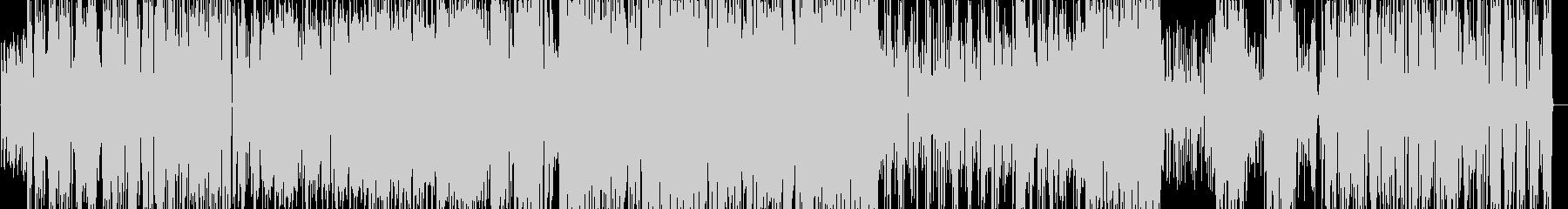 大人な雰囲気のジャズピアノトリオの未再生の波形
