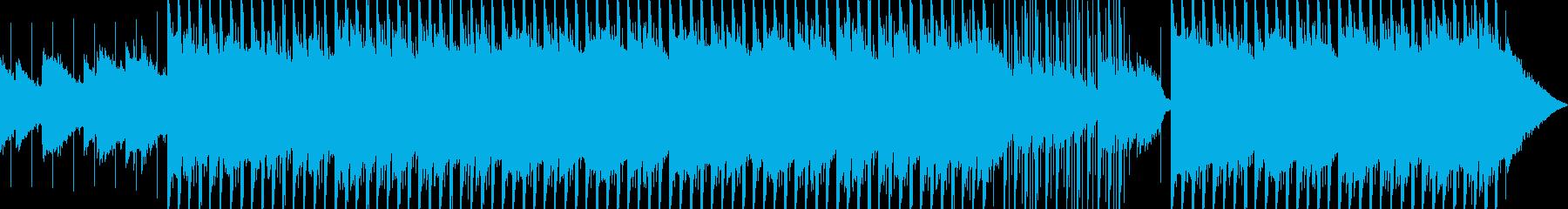 ティーン 代替案 ポップ アンビエ...の再生済みの波形