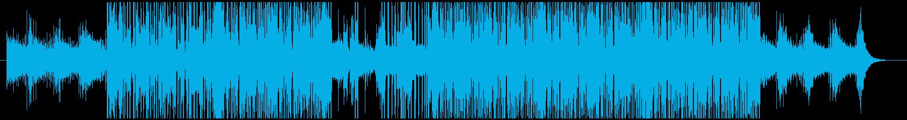 ファンク 怠け者 魅惑 スタイリッ...の再生済みの波形