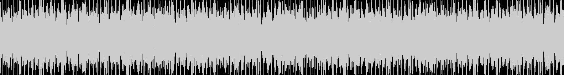 キャンプ・アウトドアなBGM_ループの未再生の波形