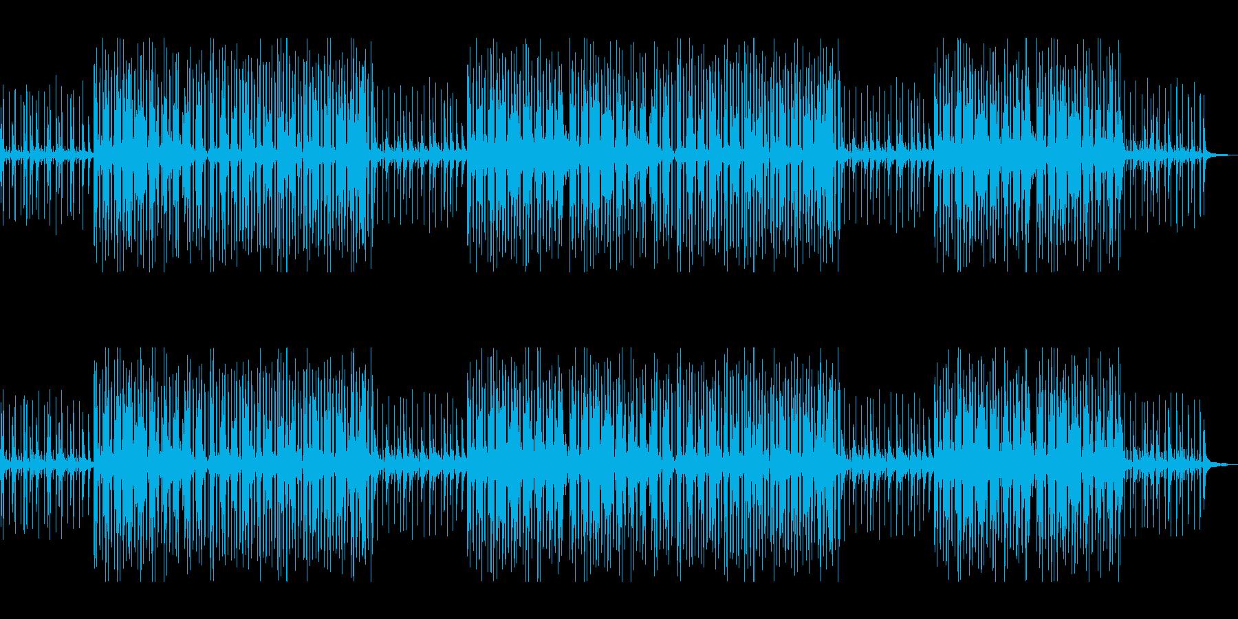 しっとりとしたジャズヒップホップ・ピアノの再生済みの波形