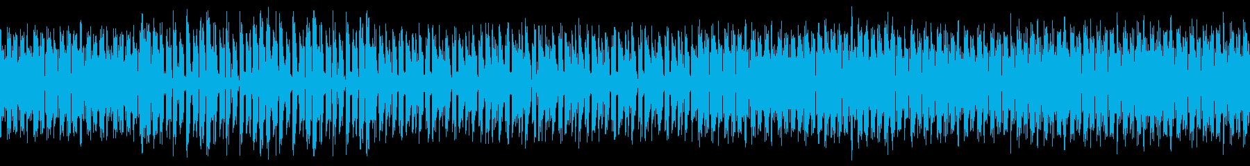 LIVEオープニング Houseの再生済みの波形