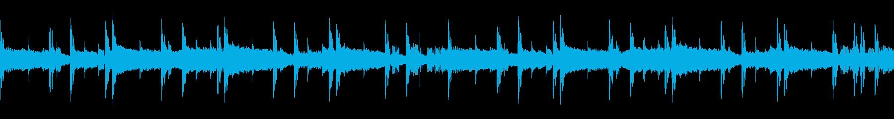 美しいメロディーと、ストリングス、...の再生済みの波形