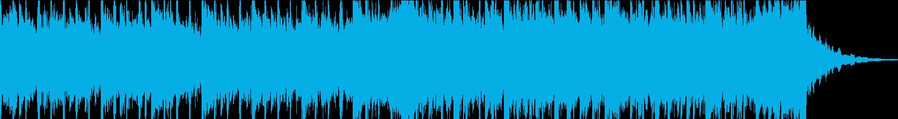 ポップ テクノ ロック 未来 テク...の再生済みの波形