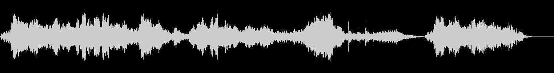ホラー・サスペンス系軋み効果音3の未再生の波形