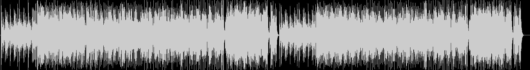 アニメBGM系シンセポップサウンドの未再生の波形