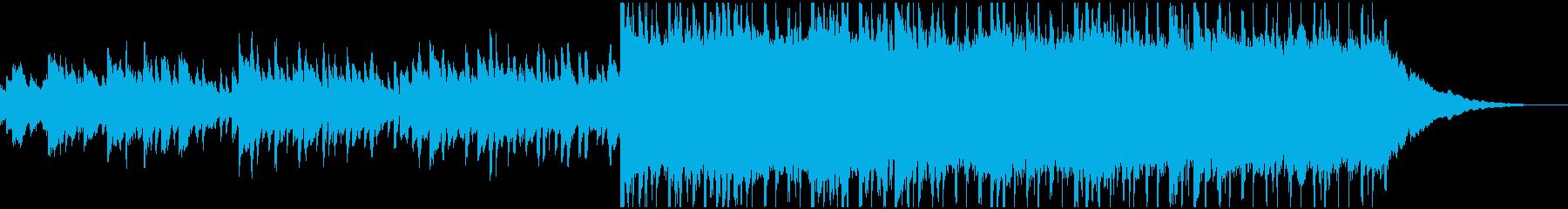 ポジティブで高揚するポップロック。...の再生済みの波形
