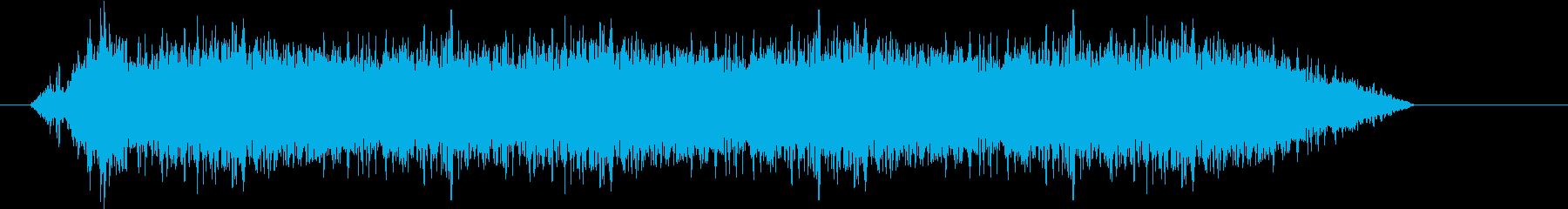 ガスヒーター;ガスヒーターがオンに...の再生済みの波形