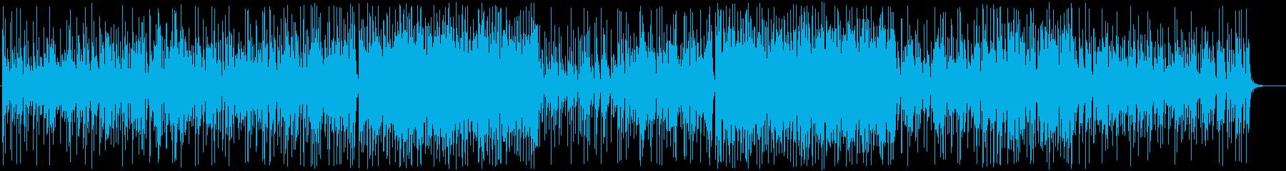 すっきりとしたエレクトロ-空-エモ-PVの再生済みの波形