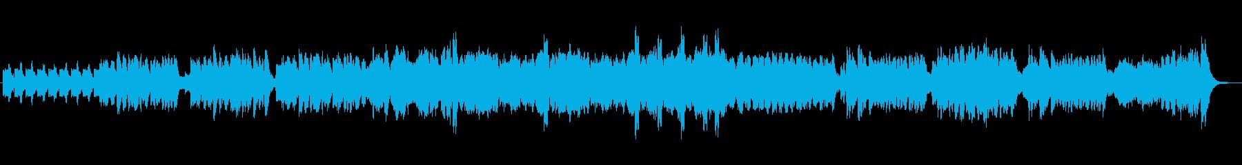 金平糖の踊りのBGM用です。の再生済みの波形