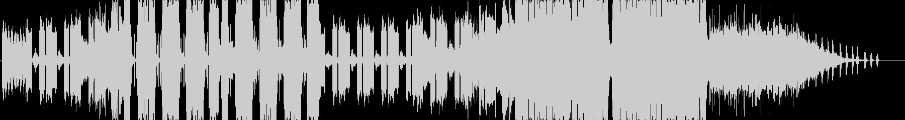 フューチャー / ベース / トラップの未再生の波形