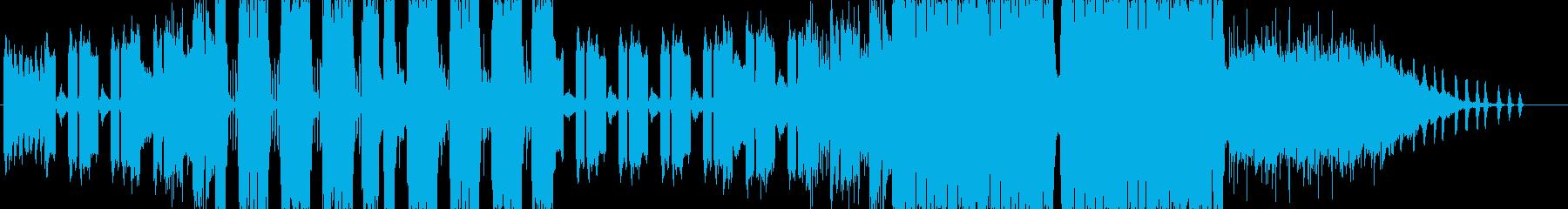 フューチャー / ベース / トラップの再生済みの波形