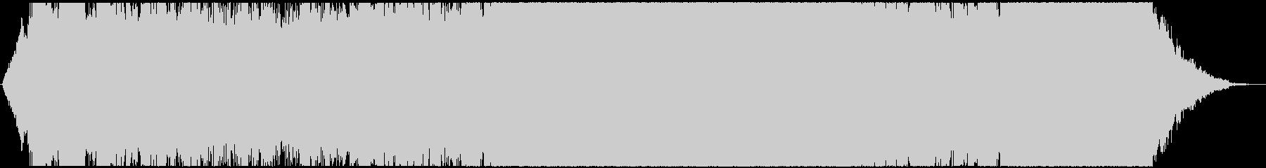 ドローン クール02の未再生の波形