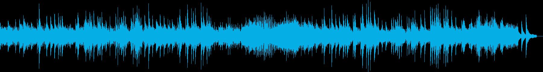 ピアノ・ソナタ第14番 嬰ハ短調《月光の再生済みの波形