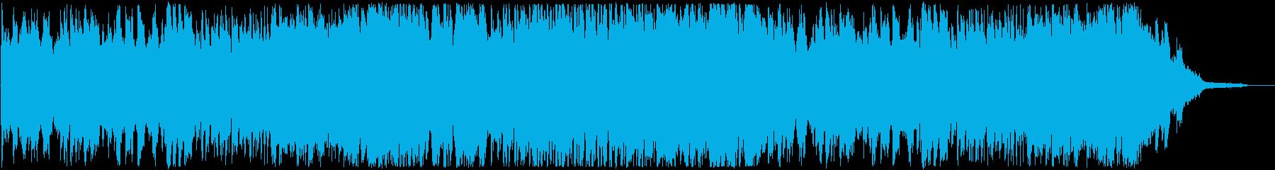 オープニング・おしゃれなR&Bの再生済みの波形