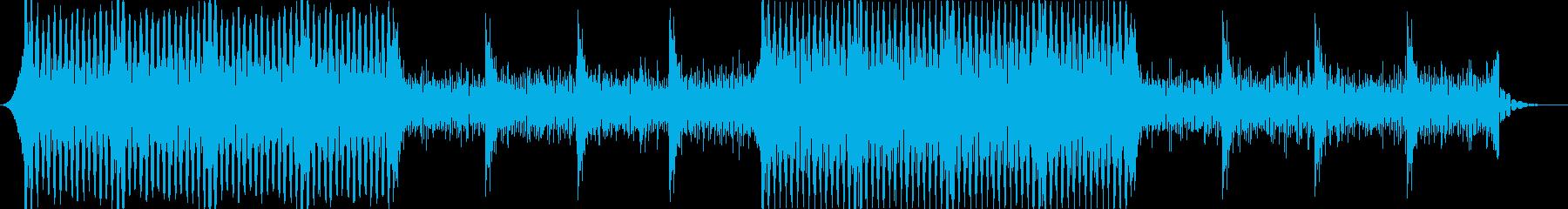 ニュース読み上げ/ダーク/無機質/深刻の再生済みの波形