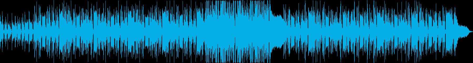 ファジーで温かみのある、落ち着いた...の再生済みの波形