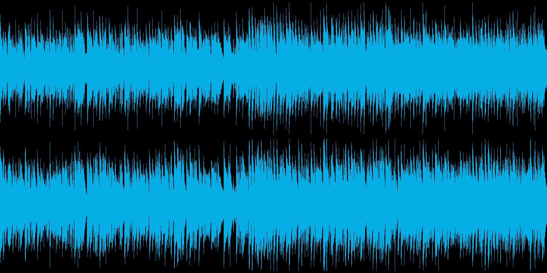 わくわく楽しいリコーダー、青春※ループの再生済みの波形