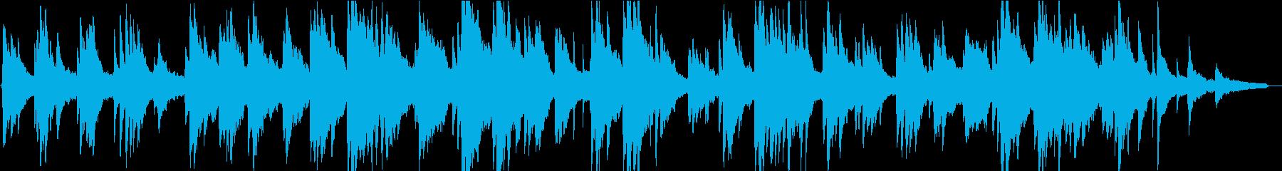 ヒーリングピアノ組曲 まどろみ 2の再生済みの波形