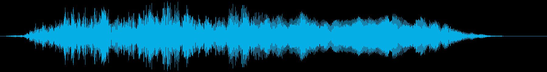 【ホラーゲーム】ゴロゴロッ・・・の再生済みの波形