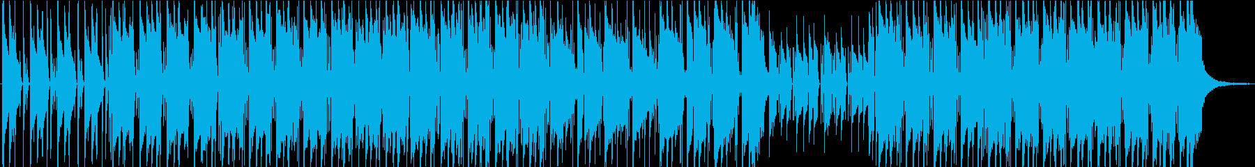 ファンク おしゃれ 不思議 奇妙 ...の再生済みの波形