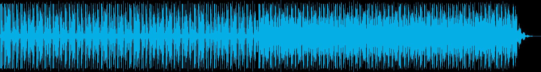 夜景/都会/エレクトロ_No667_2の再生済みの波形