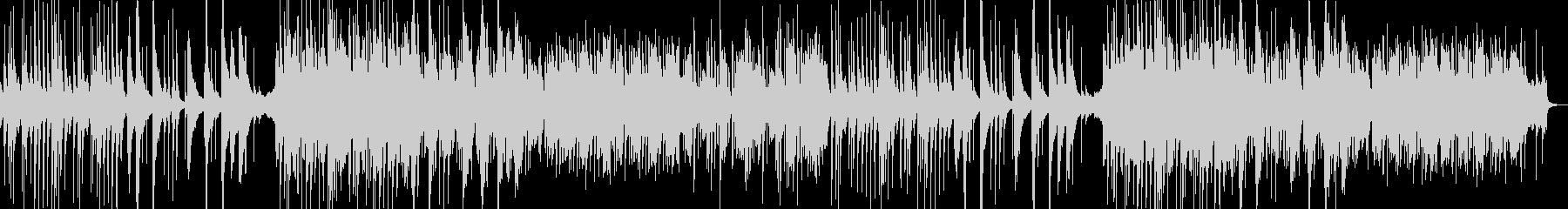 琴と和楽器 静かな和風BGMの未再生の波形