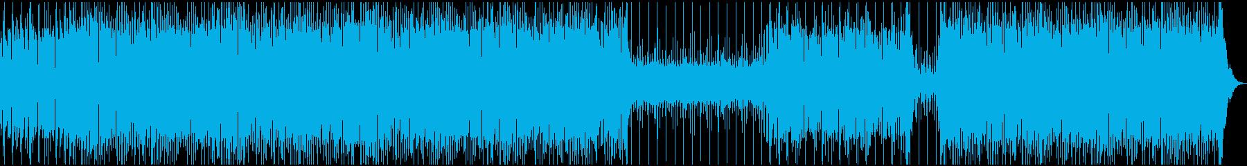 スムーズで瞑想的なサウンドトラック...の再生済みの波形