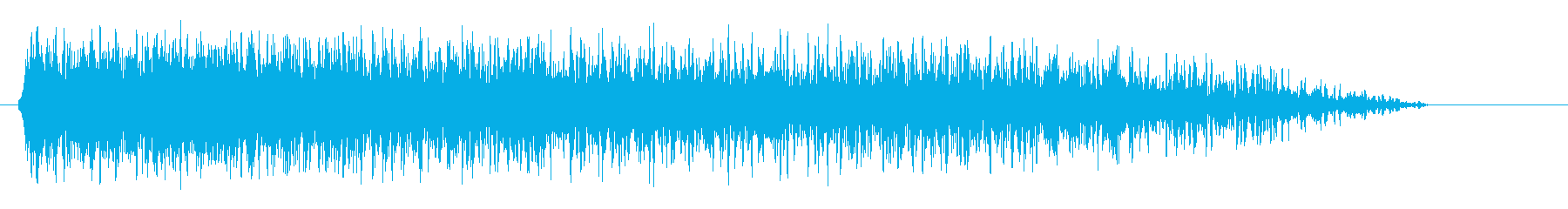ゴォー_火炎放射_燃え上がるの再生済みの波形