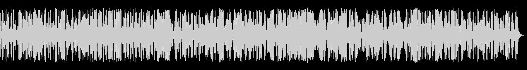 カクテルバー風ジャズピアノソロバラードの未再生の波形