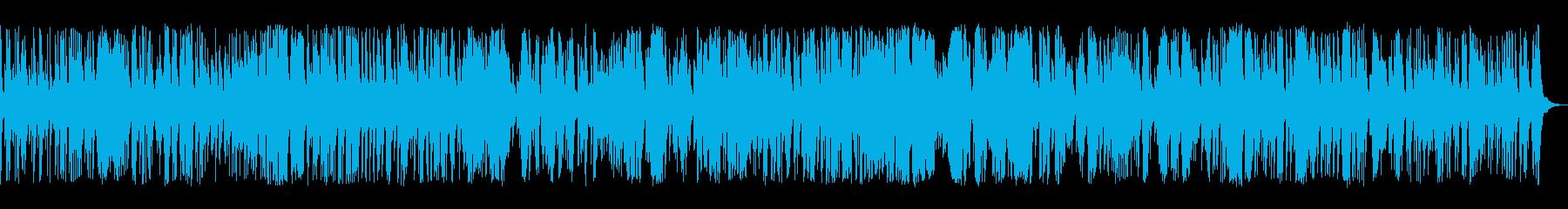 カクテルバー風ジャズピアノソロバラードの再生済みの波形