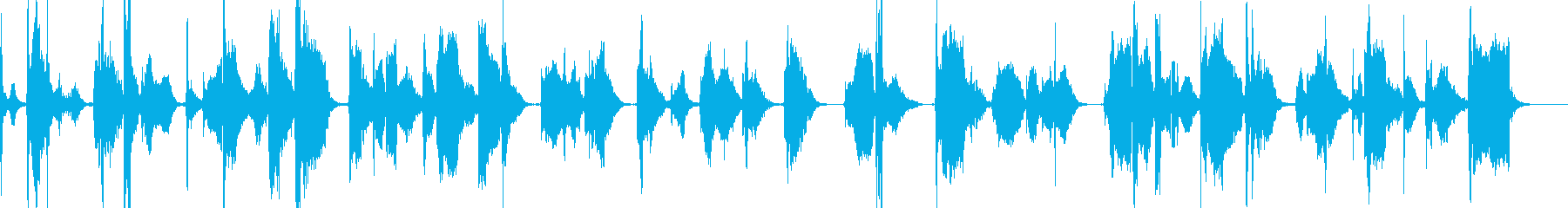【ASRec】尺八の荘厳なソロの再生済みの波形