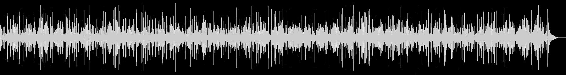 おしゃれでかっこいいアコーディオンジャズの未再生の波形