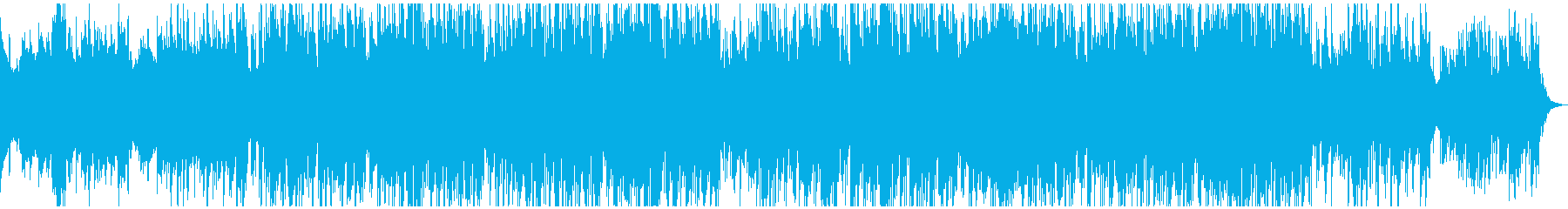 ソフトでアンビエント、それでもドラ...の再生済みの波形