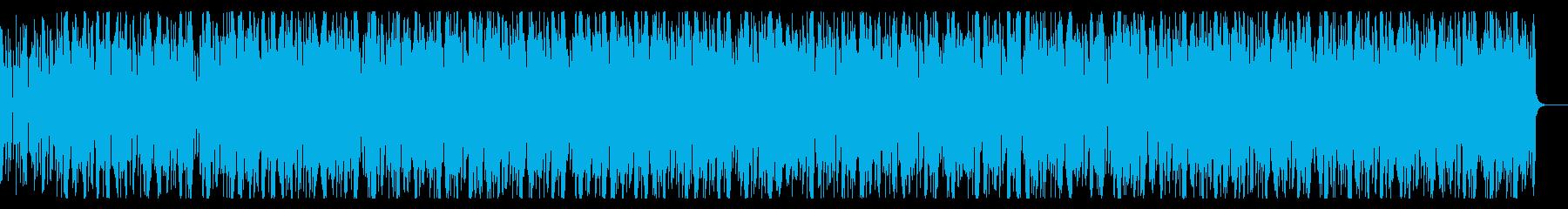 FUNKY 日本の叙情歌をソウルビートでの再生済みの波形